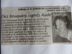 France-Antilles Novembre 2014