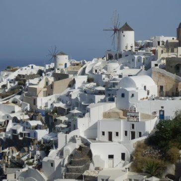 Croisière dans les îles grecques. Stress et tensions envolés !